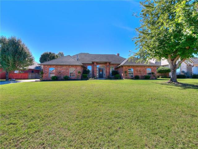 2736 SW 116th Street, Oklahoma City, OK 73170 (MLS #795580) :: Homestead & Co