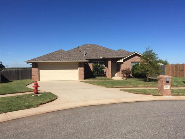 3428 Tecumseh Ridge, Norman, OK 73069 (MLS #795585) :: Richard Jennings Real Estate, LLC