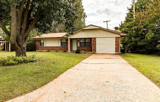 2329 Sandra Drive, Midwest City, OK 73110 (MLS #795598) :: Richard Jennings Real Estate, LLC
