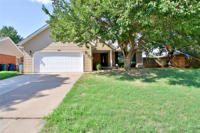1301 Salem Avenue, Edmond, OK 73003 (MLS #795610) :: Homestead & Co