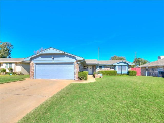 1305 SW 69th Street, Oklahoma City, OK 73159 (MLS #795613) :: Homestead & Co