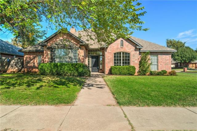 901 NW 179th Circle, Edmond, OK 73012 (MLS #795618) :: Homestead & Co