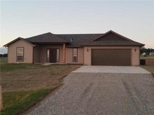 1217 Hillside Terrace, Blanchard, OK 73010 (MLS #795626) :: Richard Jennings Real Estate, LLC
