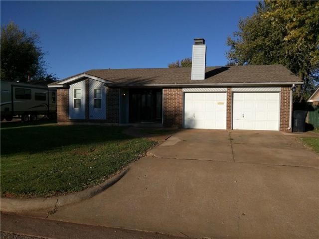 4905 S Kathy Drive, Oklahoma City, OK 73135 (MLS #795654) :: Richard Jennings Real Estate, LLC