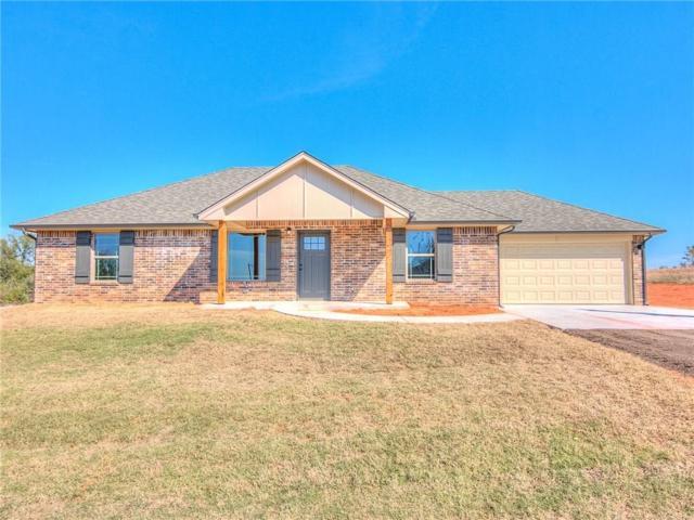2302 County Road 1329, Blanchard, OK 73010 (MLS #795657) :: Richard Jennings Real Estate, LLC