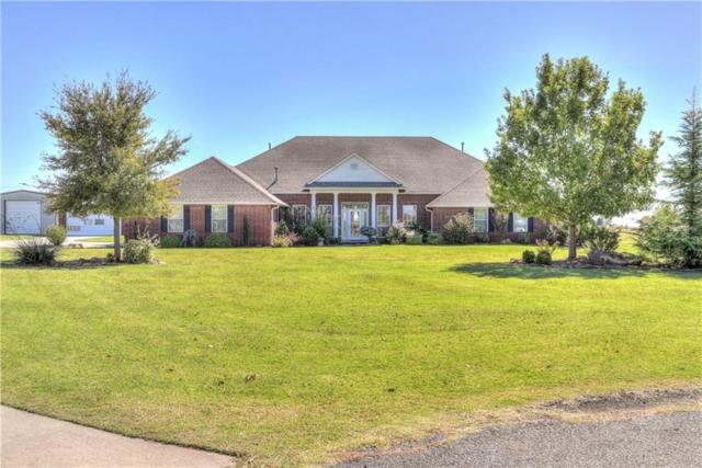 1300 SW 155th Street, Oklahoma City, OK 73170 (MLS #795688) :: Richard Jennings Real Estate, LLC
