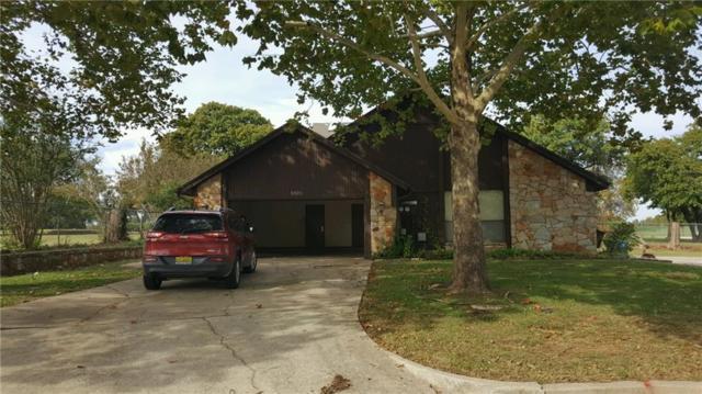 8805 Fairfield Greens Drive, Oklahoma City, OK 73110 (MLS #795690) :: Richard Jennings Real Estate, LLC