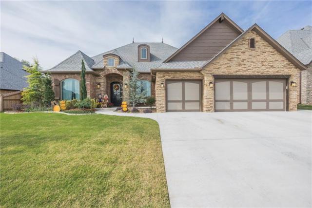 12409 Sardonyx Drive, Oklahoma City, OK 73170 (MLS #795692) :: Richard Jennings Real Estate, LLC