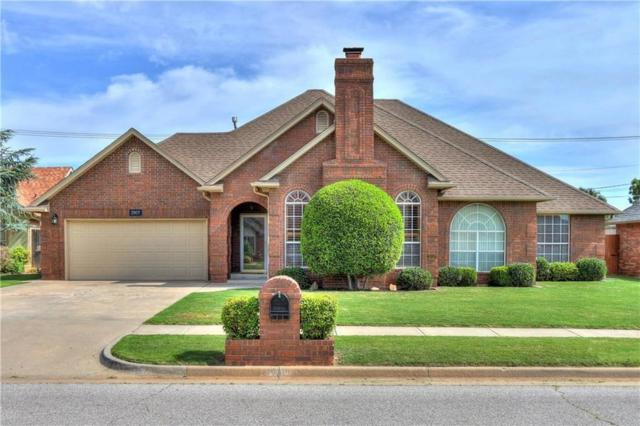 2907 SW 127th Street, Oklahoma City, OK 73170 (MLS #795693) :: Richard Jennings Real Estate, LLC