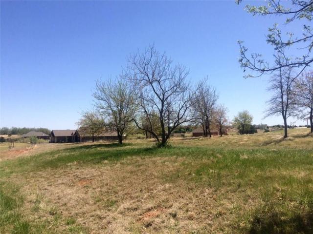 2383 Fox Lane, Blanchard, OK 73010 (MLS #795694) :: Richard Jennings Real Estate, LLC
