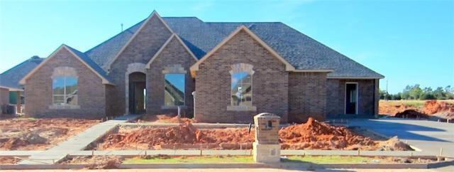 3017 Colton Drive, Edmond, OK 73013 (MLS #795704) :: Richard Jennings Real Estate, LLC