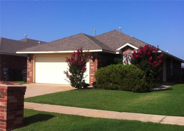 3509 Liberty, Moore, OK 73160 (MLS #795708) :: Richard Jennings Real Estate, LLC