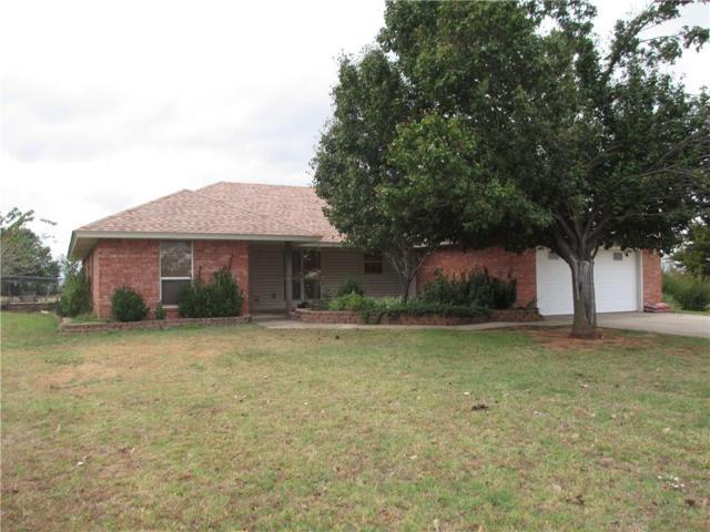 936 County Street 2978, Blanchard, OK 73010 (MLS #795727) :: Richard Jennings Real Estate, LLC