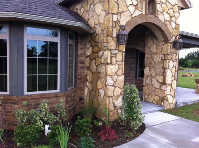 9261 Joan Drive, Midwest City, OK 73130 (MLS #795728) :: Richard Jennings Real Estate, LLC