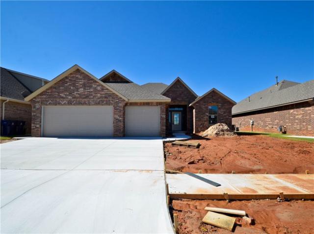 2609 Wayne Cutt, Yukon, OK 73099 (MLS #795729) :: Richard Jennings Real Estate, LLC