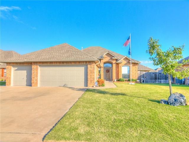 709 Tasha, Moore, OK 73160 (MLS #795778) :: Richard Jennings Real Estate, LLC