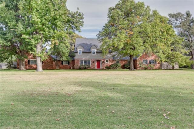 3627 NW 44th Street, Oklahoma City, OK 73112 (MLS #795785) :: Richard Jennings Real Estate, LLC