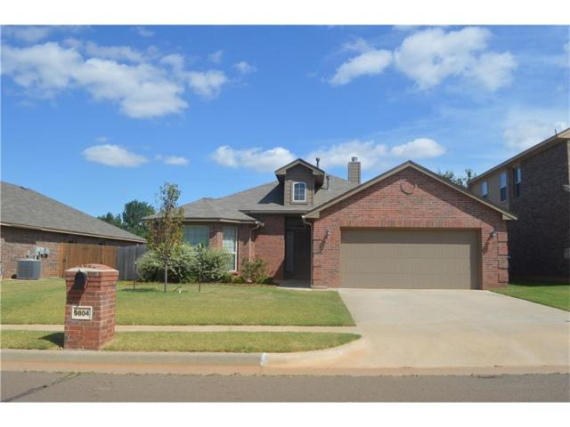 9804 Squire, Yukon, OK 73099 (MLS #795786) :: Wyatt Poindexter Group