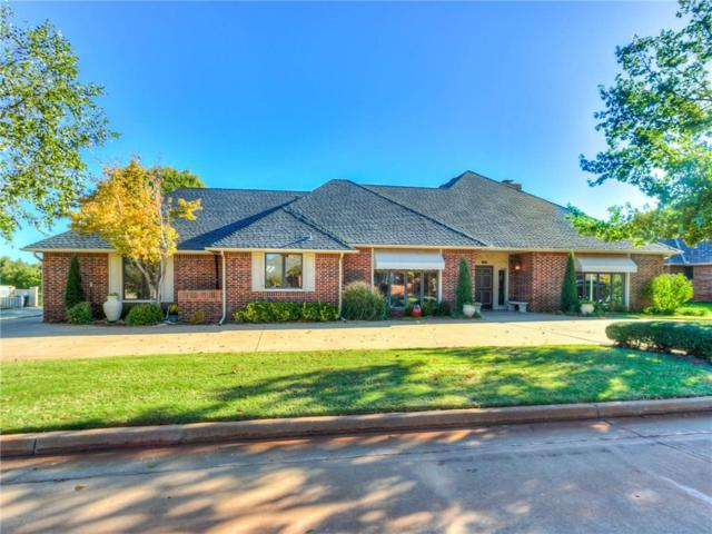 809 Glenlake Drive, Edmond, OK 73013 (MLS #795858) :: Wyatt Poindexter Group