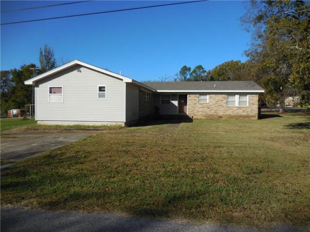 724 W 16th St, Sulphur, OK 73086 (MLS #795929) :: Wyatt Poindexter Group