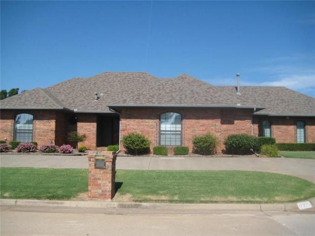 11225 Kingsgate Drive, Oklahoma City, OK 73170 (MLS #796061) :: Wyatt Poindexter Group