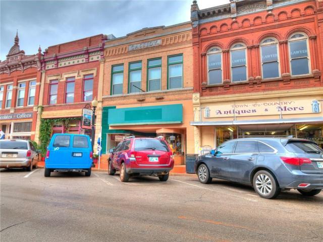 113 W Oklahoma Avenue, Guthrie, OK 73044 (MLS #796087) :: Wyatt Poindexter Group