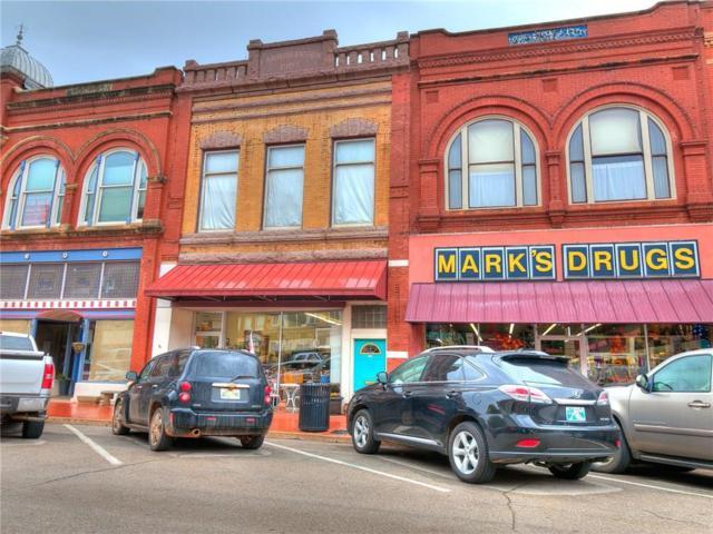 114 W Oklahoma Avenue, Guthrie, OK 73044 (MLS #796100) :: Wyatt Poindexter Group