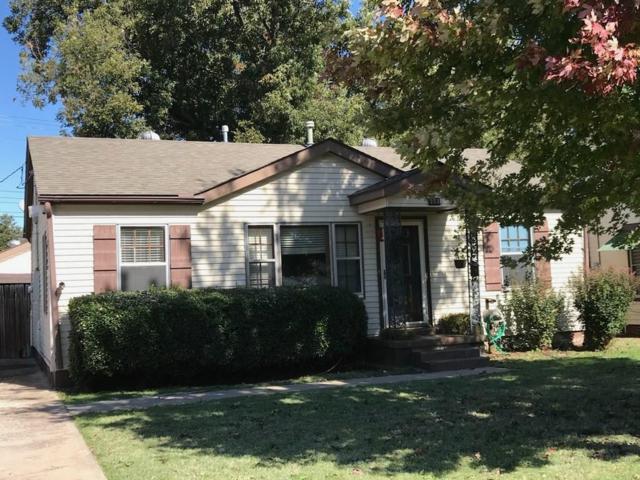203 W Georgia, Anadarko, OK 73005 (MLS #796167) :: Wyatt Poindexter Group