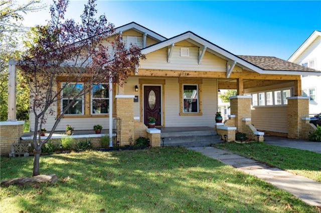 1728 N Beard Avenue, Shawnee, OK 74804 (MLS #796206) :: Wyatt Poindexter Group