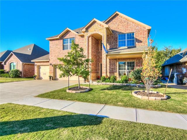 11745 Cherry Point Lane, Yukon, OK 73099 (MLS #796209) :: Wyatt Poindexter Group