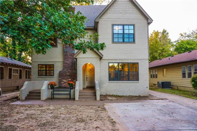 826 S Flood, Norman, OK 73069 (MLS #796243) :: Wyatt Poindexter Group