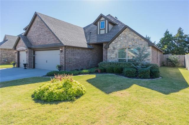 328 SW 175th Terrace, Oklahoma City, OK 73170 (MLS #796278) :: Wyatt Poindexter Group