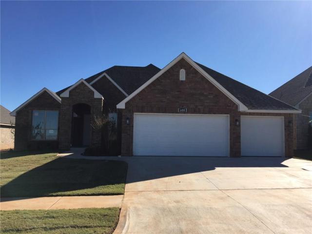 6408 NW 156th Street, Edmond, OK 73013 (MLS #796366) :: Barry Hurley Real Estate
