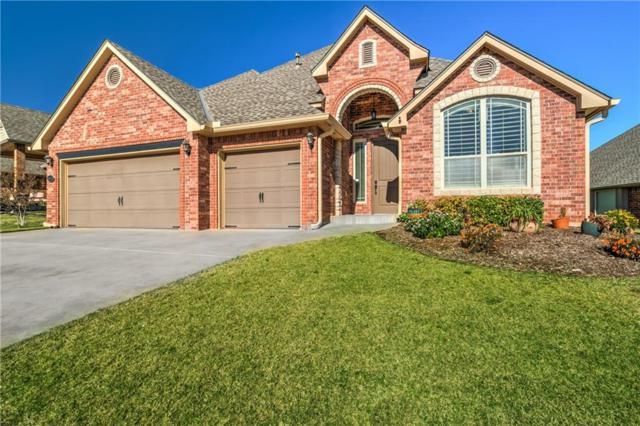 15401 Creek View Drive, Edmond, OK 73013 (MLS #796414) :: Wyatt Poindexter Group