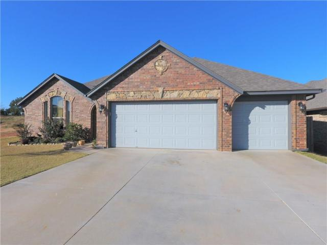 2629 SE 38th Street, Moore, OK 73160 (MLS #796424) :: Wyatt Poindexter Group