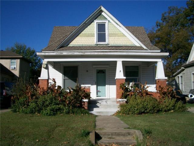 624 N Market Avenue, Shawnee, OK 74801 (MLS #796475) :: Wyatt Poindexter Group