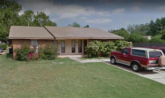 500 Meadowlake, Noble, OK 73068 (MLS #796496) :: Wyatt Poindexter Group