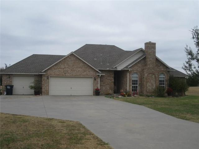 1811 N Bryan Avenue, Shawnee, OK 74804 (MLS #796531) :: Wyatt Poindexter Group