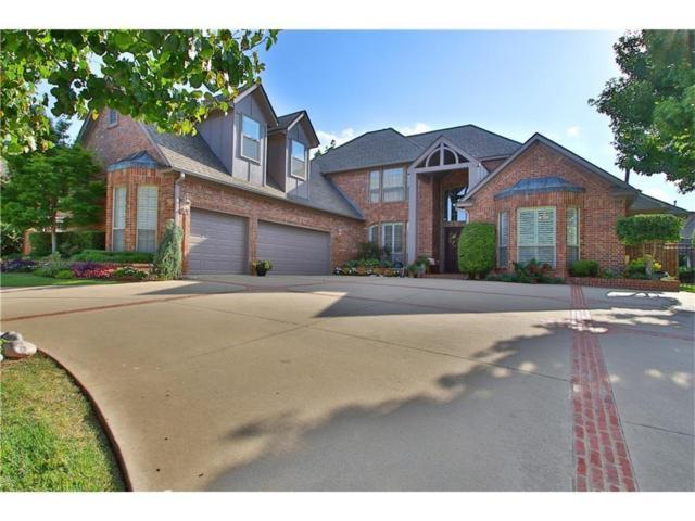 11533 Twisted Oak, Oklahoma City, OK 73120 (MLS #796533) :: Wyatt Poindexter Group
