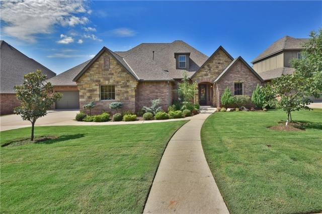 3133 York Drive, Edmond, OK 73034 (MLS #796690) :: Wyatt Poindexter Group