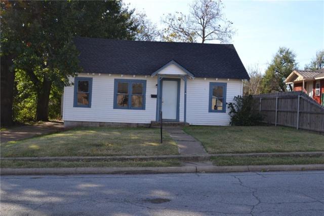 306 W Georgia Avenue, Anadarko, OK 73005 (MLS #796708) :: Wyatt Poindexter Group