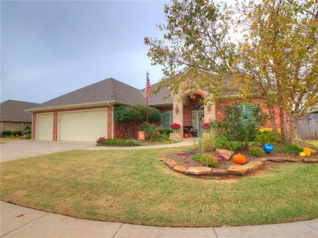 10704 N Ann Arbor Avenue, Oklahoma City, OK 73162 (MLS #796738) :: Wyatt Poindexter Group