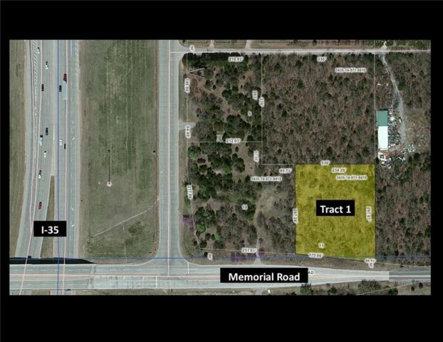 5800 E Memorial Road, Edmond, OK 73013 (MLS #796791) :: Wyatt Poindexter Group