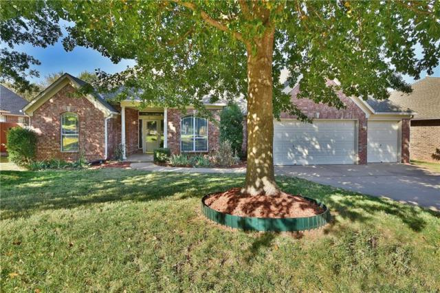 3025 Asheton Court, Edmond, OK 73034 (MLS #796822) :: Homestead & Co