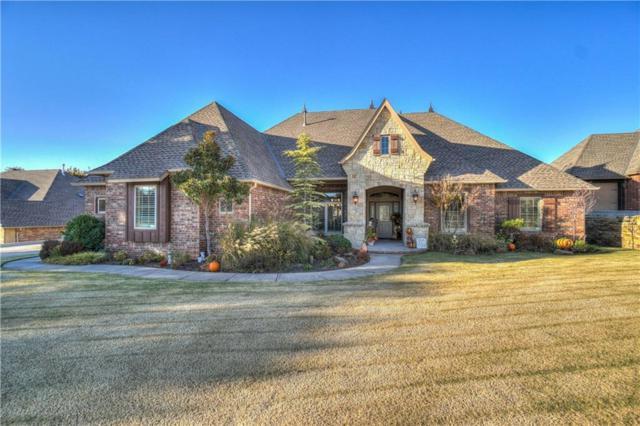 12815 Forest Glen Drive, Choctaw, OK 73020 (MLS #796894) :: Wyatt Poindexter Group