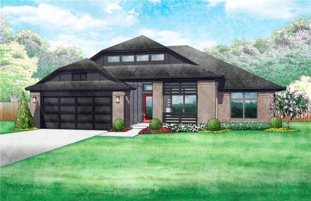 16000 Tall Grass Drive, Moore, OK 73170 (MLS #796978) :: Wyatt Poindexter Group