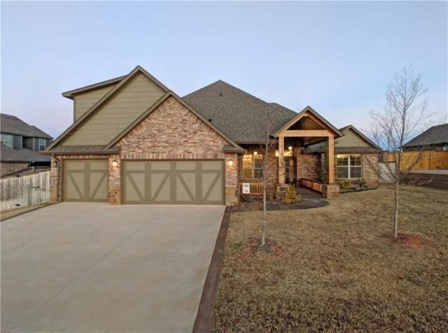 2013 Providence Drive, Norman, OK 73071 (MLS #797113) :: Wyatt Poindexter Group