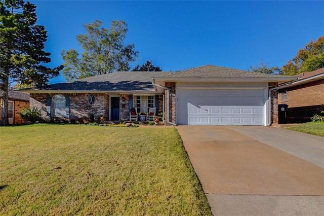 3421 Ridgehaven Drive, Midwest City, OK 73110 (MLS #797119) :: Wyatt Poindexter Group