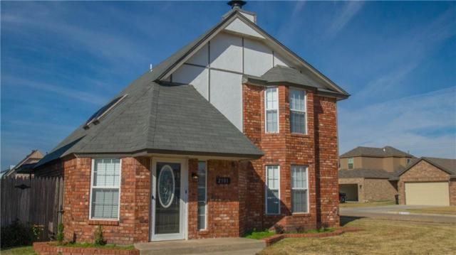 2101 Parkview Drive, Moore, OK 73170 (MLS #797207) :: Wyatt Poindexter Group