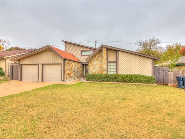 9912 Southridge Drive, Oklahoma City, OK 73159 (MLS #797251) :: Keller Williams Mulinix OKC